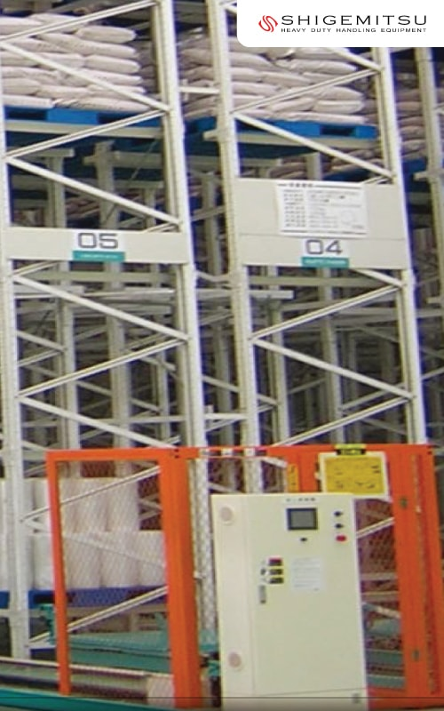 AS/RS Pallet Racking Systems
