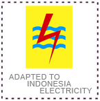 Arakawa Automatic Voltage Regulator FS adapted to Indonesia electricity