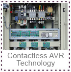 Arakawa Automatic Voltage Regulator Contactless AVR Technology