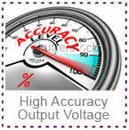 Arakawa Automatic Voltage Regulator High Accuracy Output Voltage