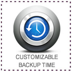 Arakawa UPS Customizable Backup Time