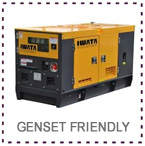 Arakawa UPS Genset Friendly