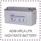 Arakawa UPS High Rate Battery