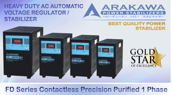 Banner Arakawa Stabilizer FD Series Contactless Precision Purified 1Phase.jpg