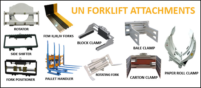 Jual Forklift Attachment