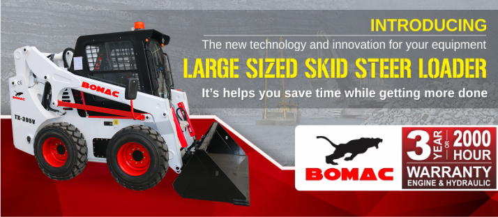 jual skid steer loader harga skid steer loader