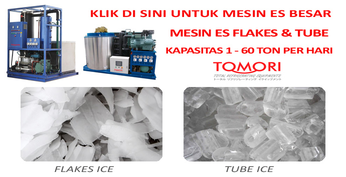 Banner Link Tomori Ice Machine