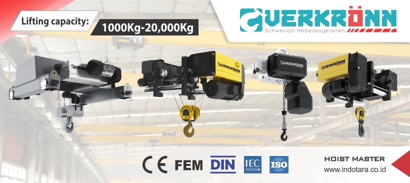 Banner Parent Product Verkronn Hoist Crane