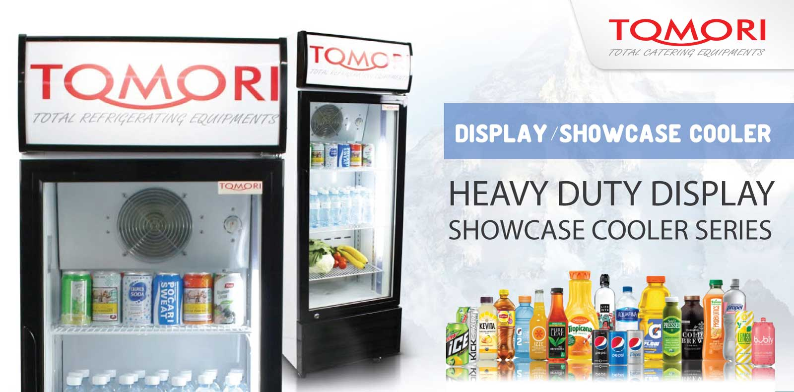 Tomori Showcase Cooler Banner