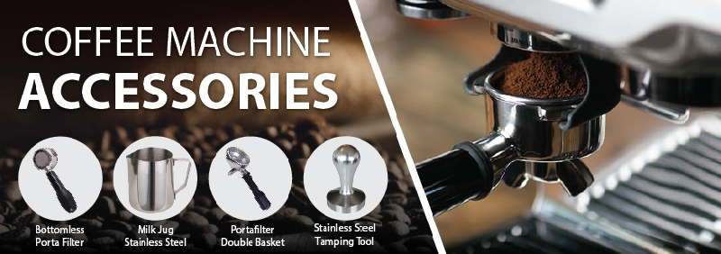 Banner Jual Coffee Machine Accesories