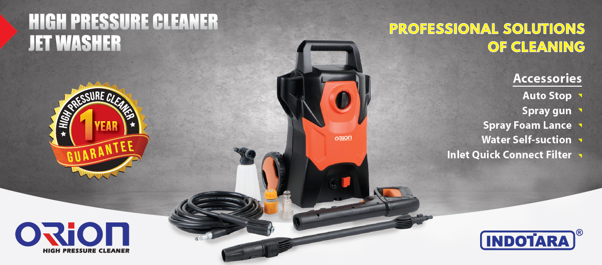 Jual Orion Jet Washer, Harga Orion Jet Washer, High Pressure Jet Washer Murah