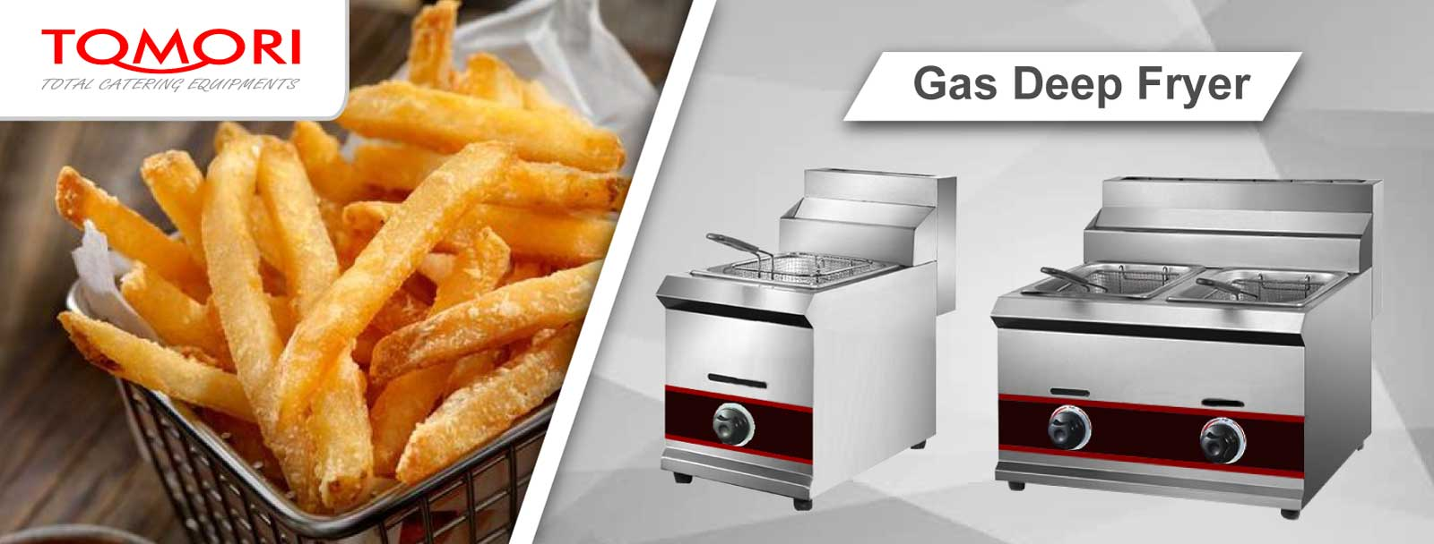 Jual Gas Deep Fryer