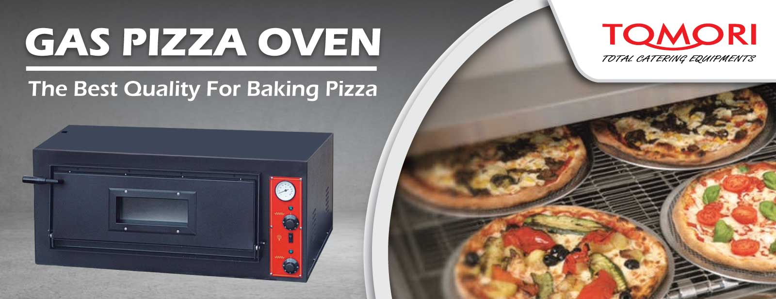 Banner Gas Pizza Oven
