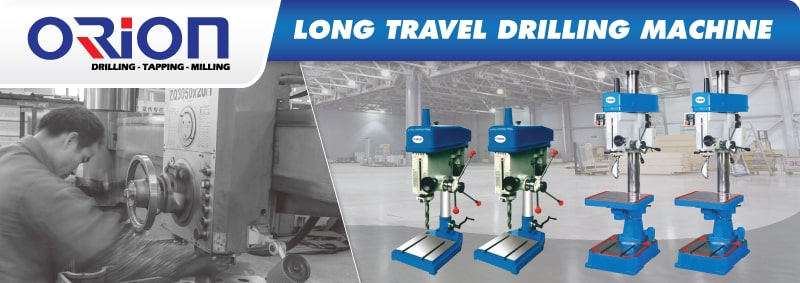 Jual Long Travel Drilling Machine, Harga Long Trravel Drilling Machine, Orion Lng Travel Drilling Machine