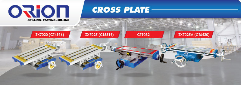 Jual Orion Cross Plate, Harga Orion Cross Plate, Orion Coss Plate Murah