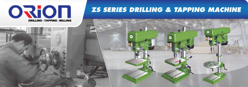 Jual ZS Series Drilling And Tapping Machine Dengan Harga Murah