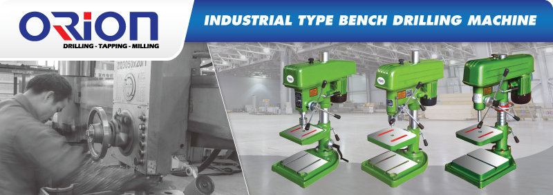 Jual Bench Drilling Machine Industrial Type Harga Bench Drilling, Orion Bench Drilling