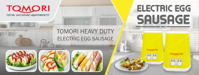Banner electric egg sausage