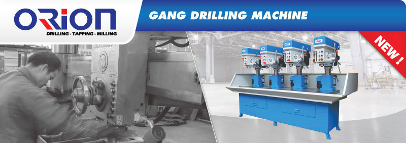 Jual Gang Drilling Machine, Gang Drilling Machine Murah, Harga Gang Drilling Machine