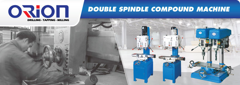 Jual Double Spindle Compound Machine Murah
