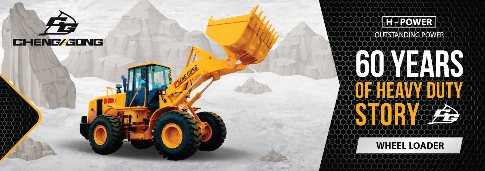 Jual Wheel Loader CG