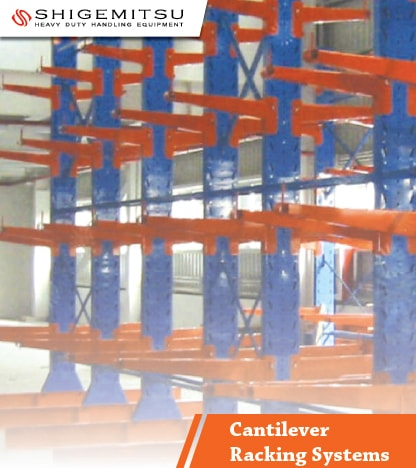 jual Cantilever Racking Systems
