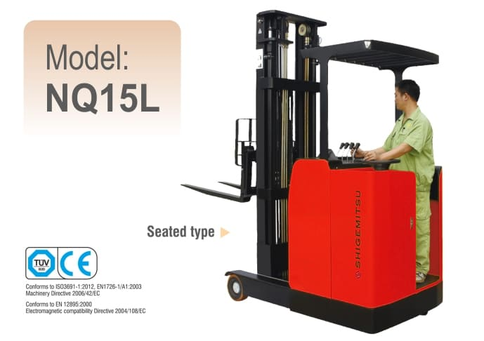 Electric Reach Truck NQ15L