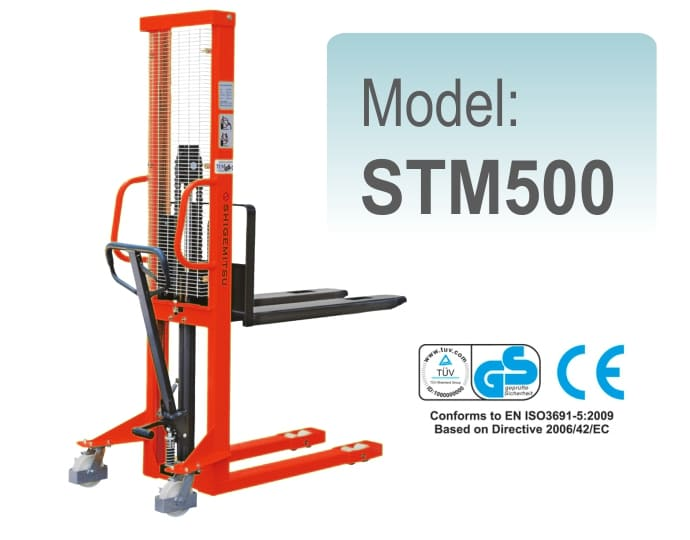 Manual Stacker STM500
