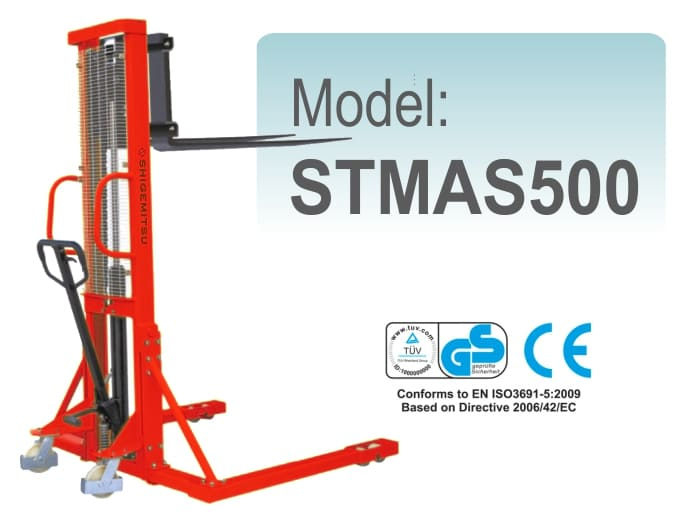 Manual Stacker STMAS500