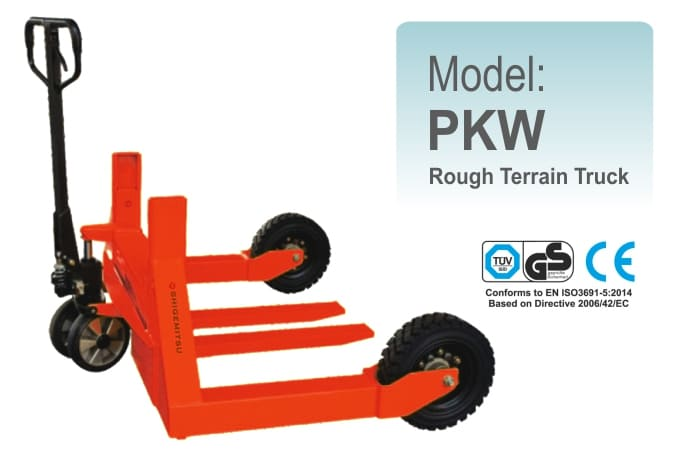 Multi-function Hand Pallet Truck PKW