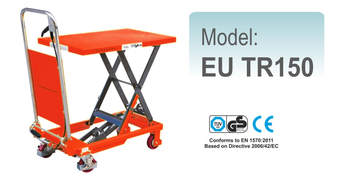 Scissor Lift Table EUTR150