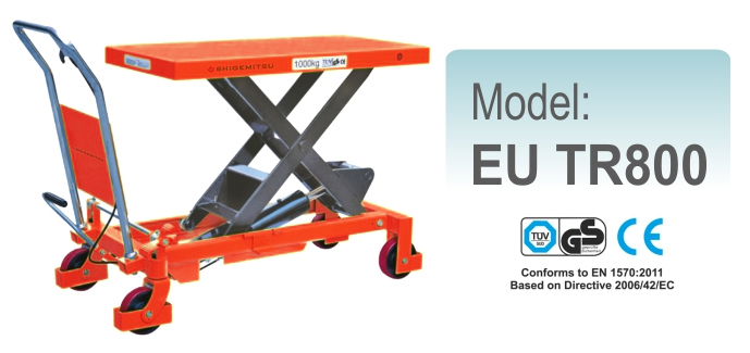 Scissor Lift Table EUTR800