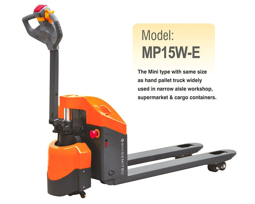 Semi Electric Pallet Truck MP15A