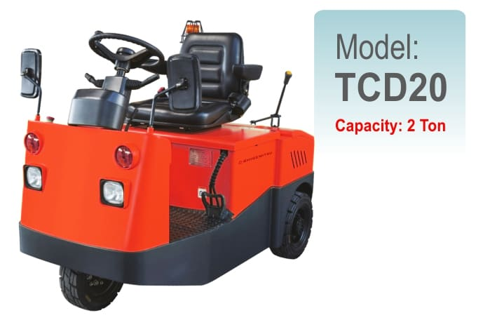 Electric Tow Tractor TCD20