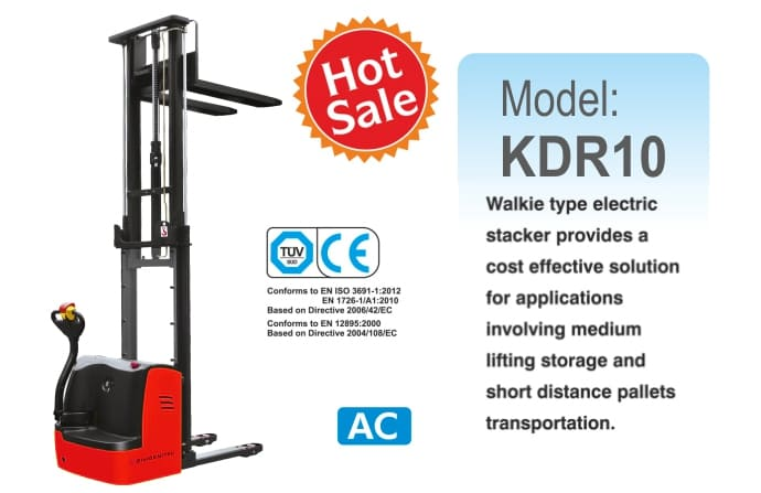 Electric Stacker KDR10