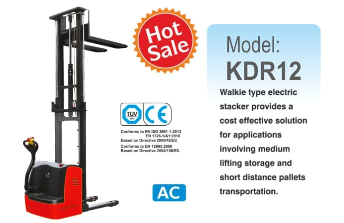 Electric Stacker KDR12