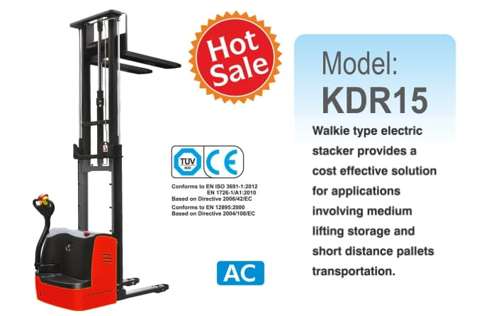 Electric Stacker KDR15