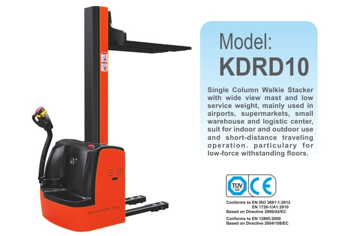 Electric Stacker KDRD10