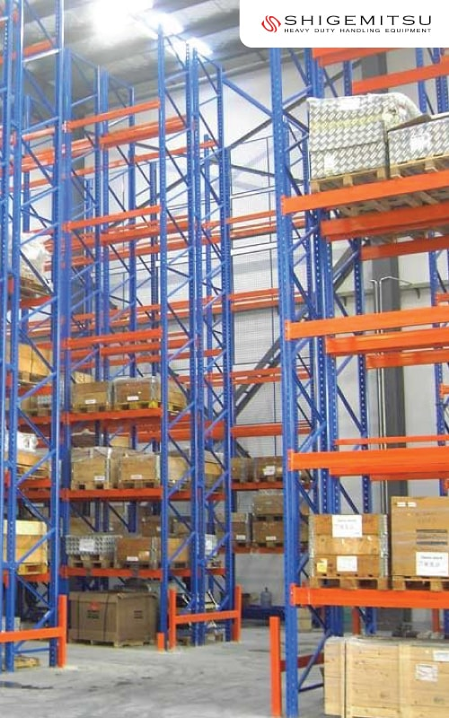 Double Deep Racking Systems