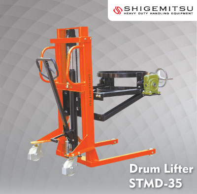 Drum Lifter STMD-35