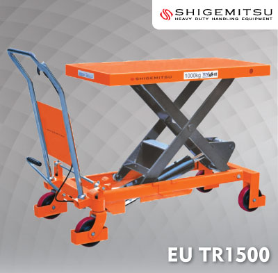 Scissor Lift Table EUTR1500