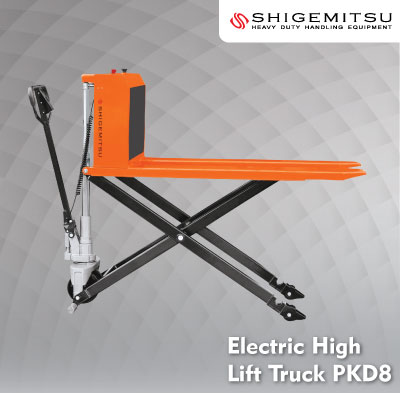Electric High Lift Truck PKD8