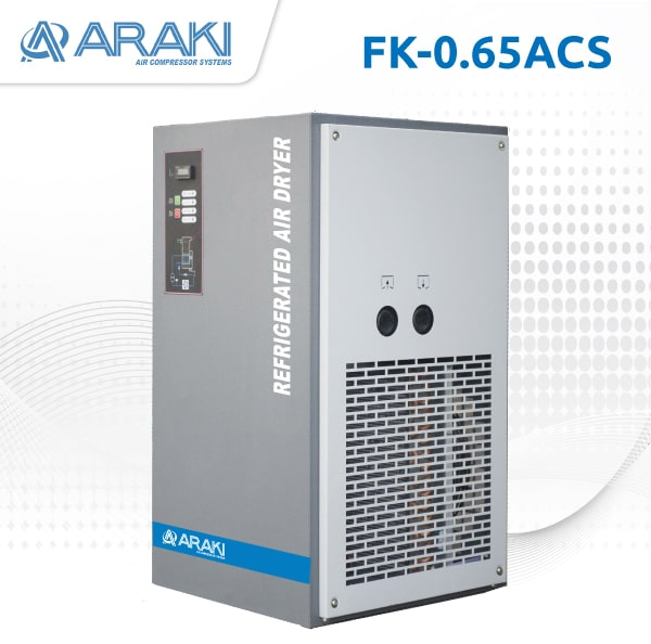 jual fk series refrigerated air dryer