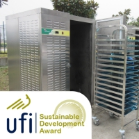 Fitur Blast Freezer UFI environmental-friendly