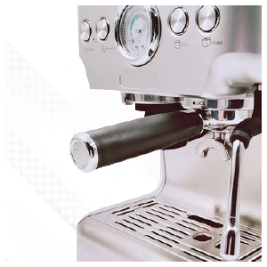 Jual Coffee Machine with Built-in Grinder