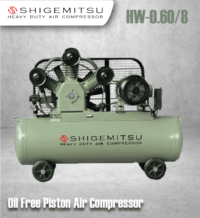 Jual Oil Free Piston Air Compressor