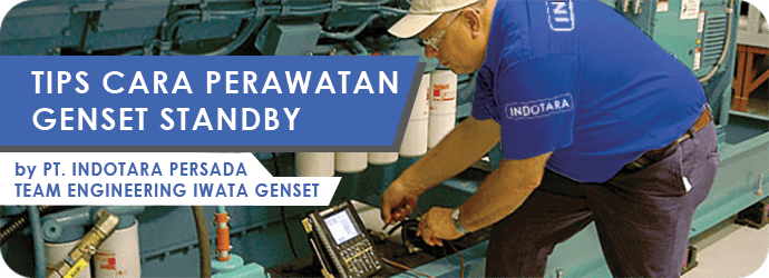 INDOTARA TEAM ENGINEERING IWATA GENSET
