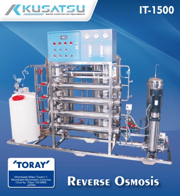 Jual Water Treatment Amp Reverse Osmosis Industrial
