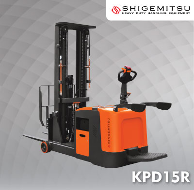 Counterbalanced Electric Stacker KPD15R