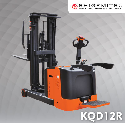 Counterbalanced Electric Reach Stacker KQD12R